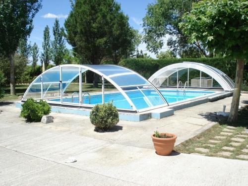 Cobertura de piscina